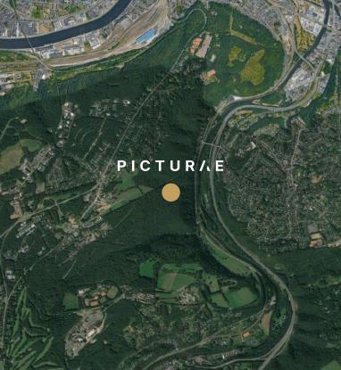 Carte de localisation de picturae